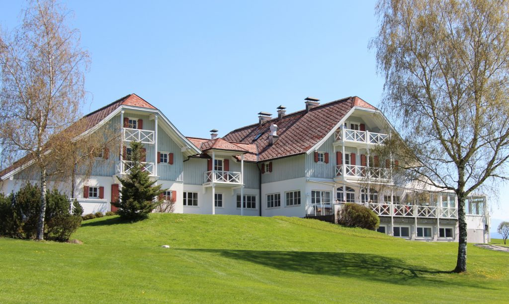Hotel + Klubhaus